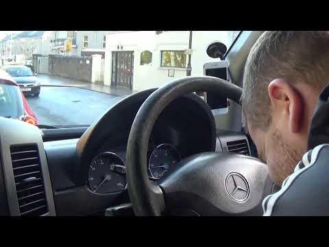 Mercedes-Benz Sprinter 313 CDi Santander Armagh To Friar Tuck's Armagh