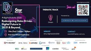 Day ONE [Afternoon]: #digitalXdata 2020 (1 Dec, Tuesday)