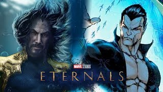 Namor Will Appear in Eternals Before Black Panther 2 - Phase 5