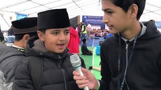 Behind the scenes with Atfal: MKA UK Ijtema 2018