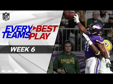 Download Youtube: Every Team's Best Play 💯  from Week 6 | NFL Highlights
