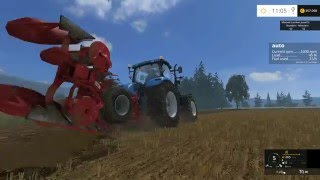 DL - Link Pflug:  https://www.modhoster.de/mods/kuhn-plow  Map: Kleinseelheim V2  Traktor: New Holland T7 270 https://www.modhoster.de/mods/2015-new-holland-bundle