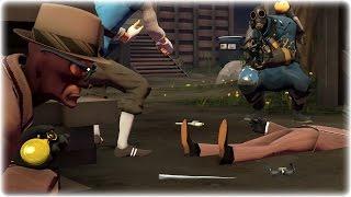 The Return of the Survivalist [Tough Break, Spycicle, Dead Ringer]