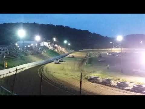 Hesston Speedway Simi Lates Feature 5/25/19