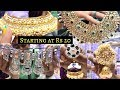 Jewellery Wholesale Market In Sadar Bazar | Artificial Jewellery Collection & Bridal Jewellery