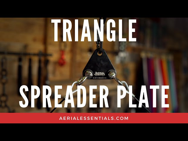 Triangle Spreader Plates