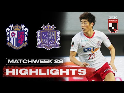 C-Osaka Hiroshima Goals And Highlights