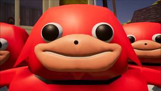 Hello Neighbor UGANDA KNUCKLES Mod