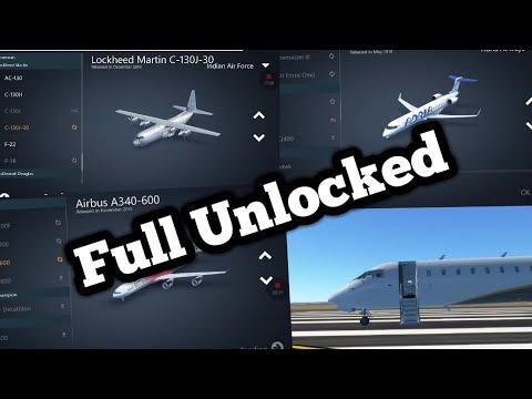 infinite flight simulator apk all planes unlocked