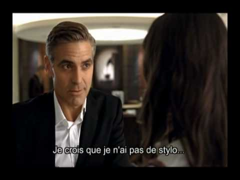Nespresso What Else Pub Café George Clooney-Camilla belle