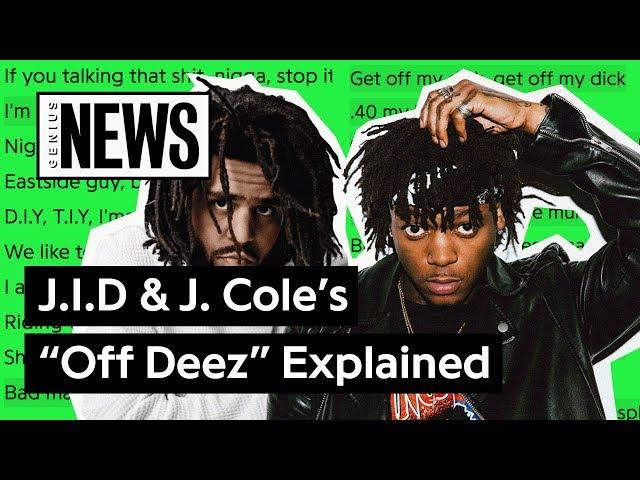 """J.I.D & J. Cole's """"Off Deez"""" Explained   Song Stories"""