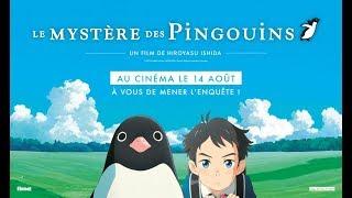 Le Mystère Des Pingouins - Bande Annonce VF (manga)