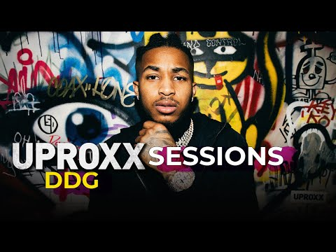 """DDG – """"Moonwalking In Calabasas"""" (Live Performance) 