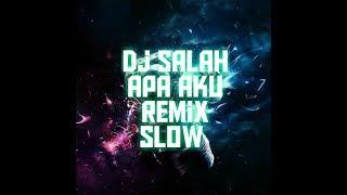 Gambar cover DJ Salah apa aku Remix (FX Music indonesia)
