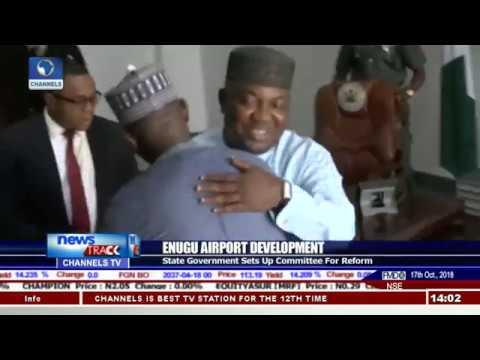 Enugu State Govt Sets Up Cmtte' For Airport Reform