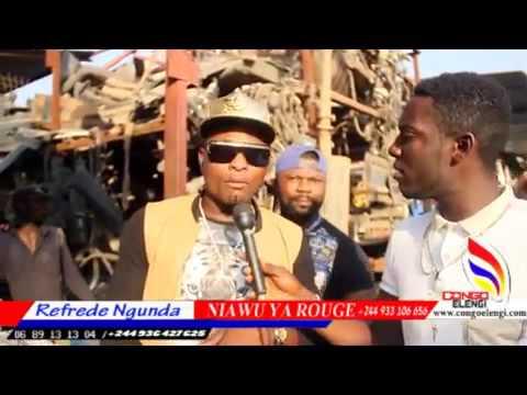 BILL CLITON NA BERCY NIAWU YA ROUGE ALOBI BATIKA MAKELELE NA TV Angola Luanda