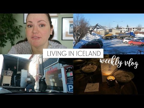 Moving Apartments + Making New Friends (aw) - Living in Iceland | Sonia Nicolson