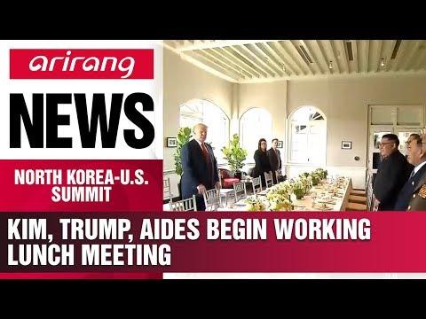 KCNA reports on Kim Jong-un's tour around Singapore