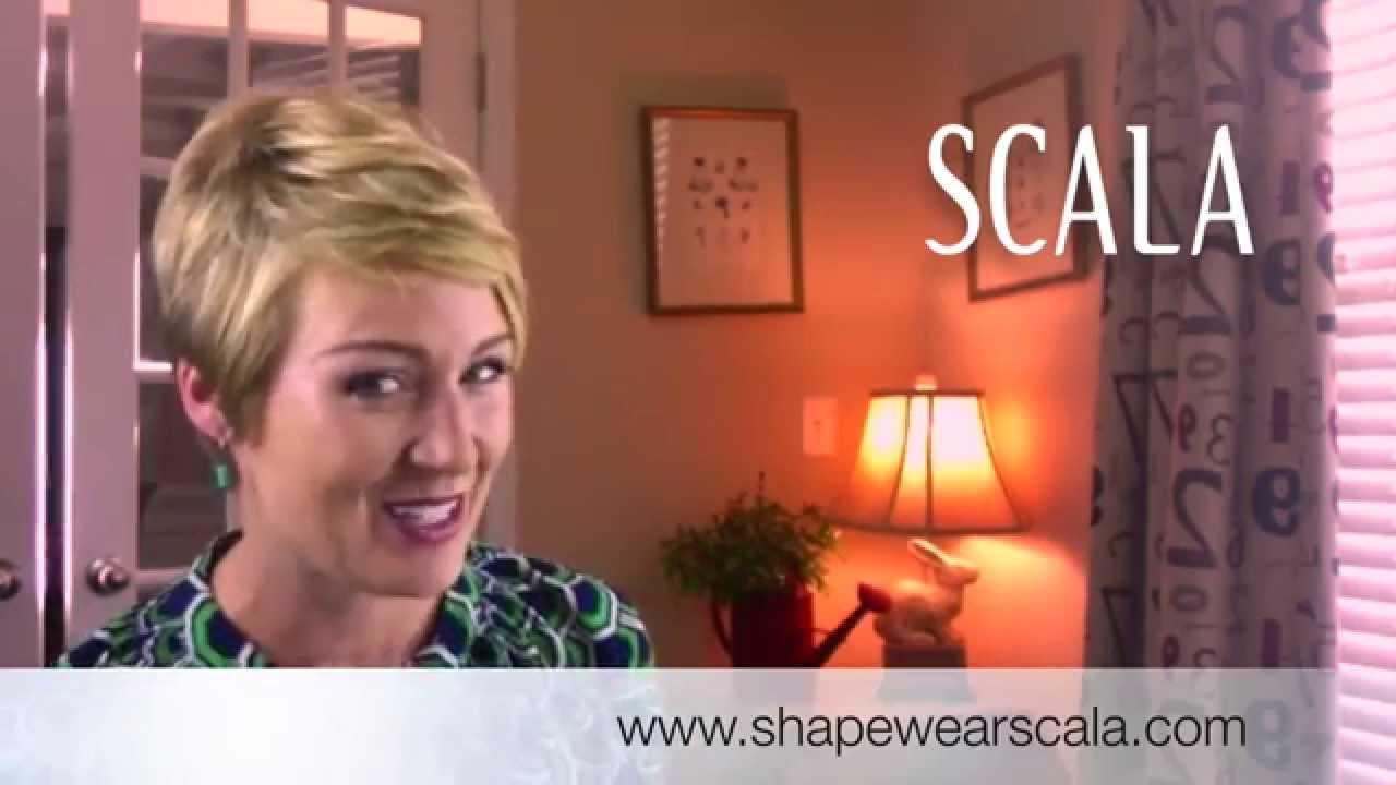 67e172af77ad2 SCALA - Anti-Cellulite Shapewear - testimonial by Christy - YouTube