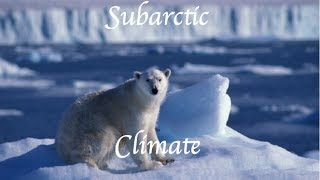 Subarctic Climate Project