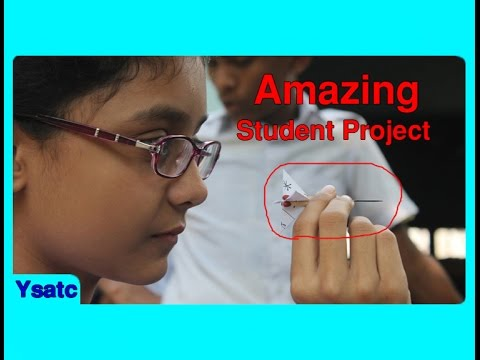 ✓School science projects and amazing science experiment! kids project Easy At Home Science