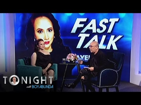 TWBA: Fast Talk with Ayen Munji-Laurel