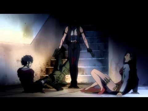 Black Lagoon Roberta's Blood Trail Mad Part
