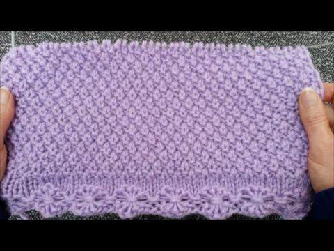 Pirinçler Bayan Yelek Örneği Yapımı Anlatımlı Videolu 15