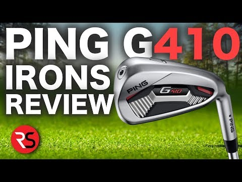 Ping golf face a HUGE challenge - G410 IRONS REVIEW