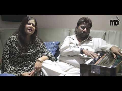 Amar Noorie with Sardool Sikander Ji   Home Mehfil