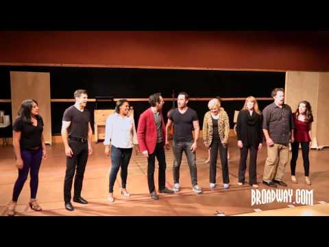 """""""All I Need Is One Good Break"""" by Kander & Ebb from PRINCE OF BROADWAY Musical"""
