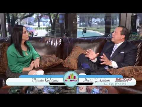 """Impactando 360' On Mi Gente TV Houston, Hector G lebron"