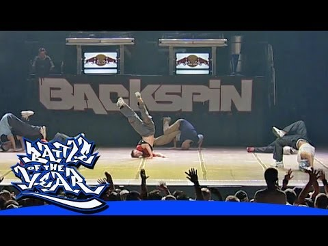 BOTY 2004 - ELECTRIC FORCE CREW (BULGARIA) - SHOWCASE [OFFICIAL HD VERSION BOTY TV]