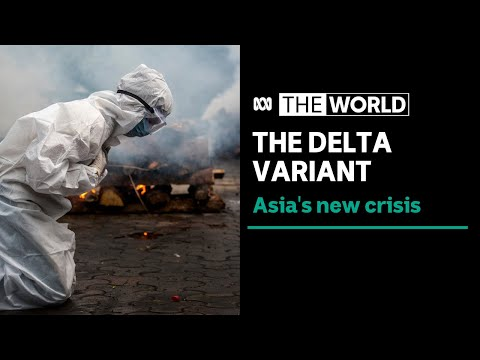 Delta variant: Asia's new crisis   The World