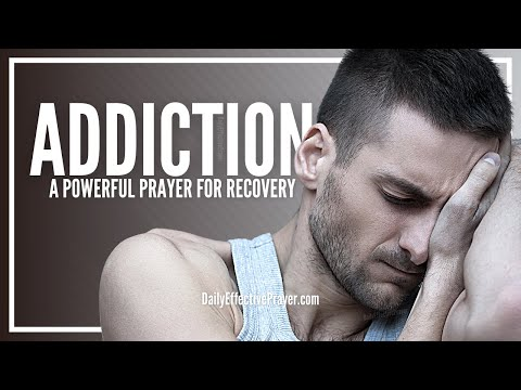 Prayer For Deliverance From Addiction - Break The Chains Now