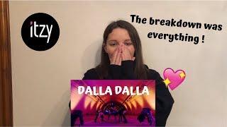 ITZY 달라달라(DALLA DALLA) MV REACTION