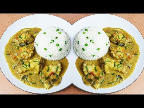 Coconut Curry Sauce | Low Carb Sauce | Flo Chinyere