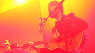 Gruff Rhys live at Liverpool Sound City 2014
