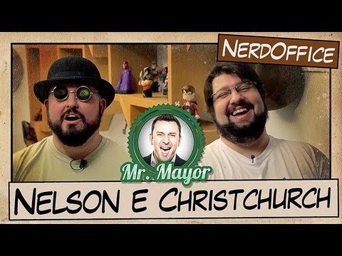 Nerdtour NZ: Nelson e Christchurch | NerdOffice S04E25 (ENG SUB)