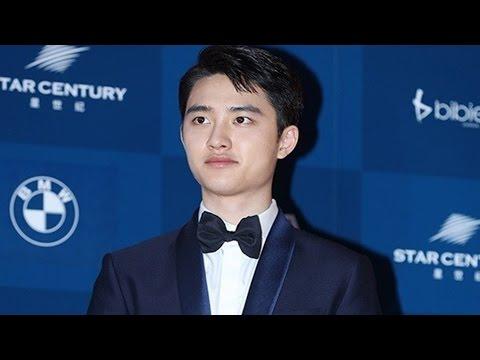 도경수(EXO D.O) 백상예술대상 레드카펫 (Paeksang Arts Awards Red Carpet, 형 KYUNGSOO 엑소 MY ANNOYING BROTHER)