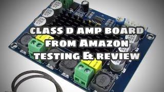 Download Xh M543 Class D Amp Module First Listen MP3, MKV, MP4