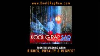 Kool G Rap ▶ Sad (prod. by DJ Supa Dave)