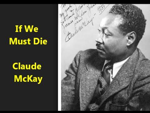 if we must die by claude