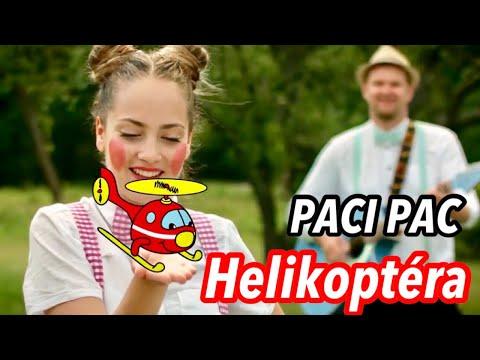 PACI PAC - Helikoptéra (z DVD PACI PAC 2)