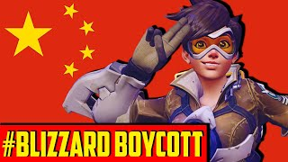 Boycott Blizzard for Betraying Players to Appease the Chinese Government