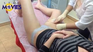 Ağda Bacak ve Genital ( Vajina )  Bölgeye Uygulama