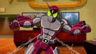 Великий Человек-паук - Жукомания - Сезон 1, Серия 16   Marvel