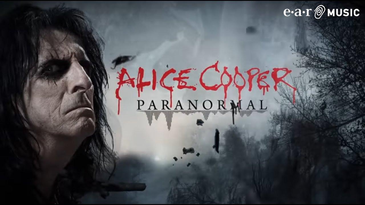 alice cooper paranormal official lyric video youtube. Black Bedroom Furniture Sets. Home Design Ideas