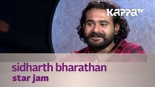 Sidharth Bharathan In Star Jam