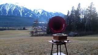 Das treue Mutterherz Erich Schröter - Grammophon 78 Rpm